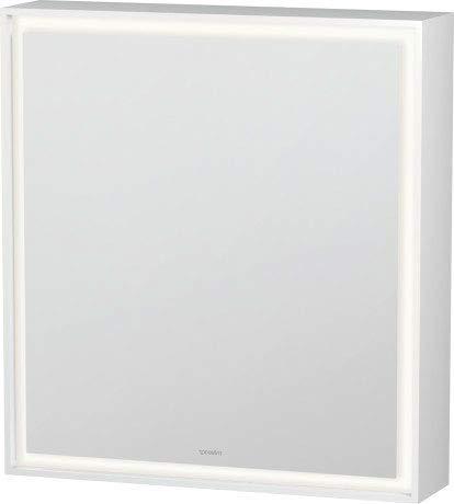 Duravit DU Spiegelschrank m. Beleuchtung L-Cube 700x650x155mm, TA r, LED Modul, 36 W