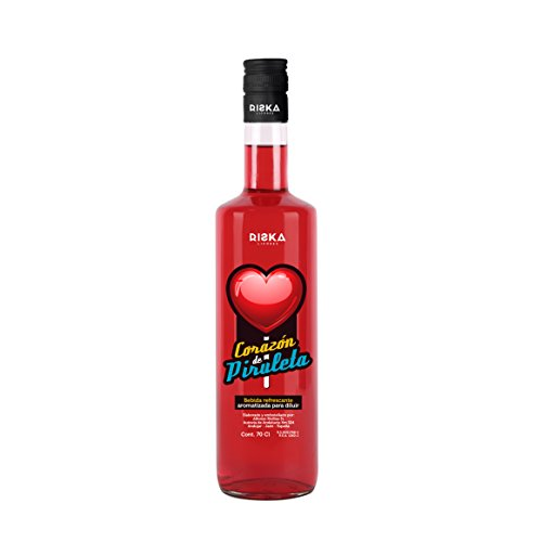 RISKA - Piruleta sin alcohol 0,7 L