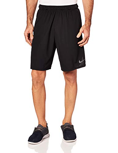 Nike Herren Dri-FIT Shorts,schwarz(Black/Dark Grey),M