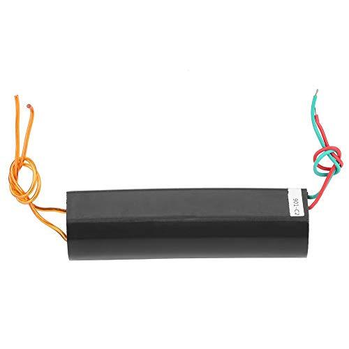 Hochspannungsgenerator, DC 6-12V Hochspannungsimpulsgenerator Wechselrichter-Boost-Leistungsmodul Super-Lichtbogen-Impulszündungsmodul, Hochspannungstransformator(901-c2)