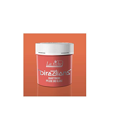 La Riche New Directions SemiPermanent Hair Color 88ml, Peach