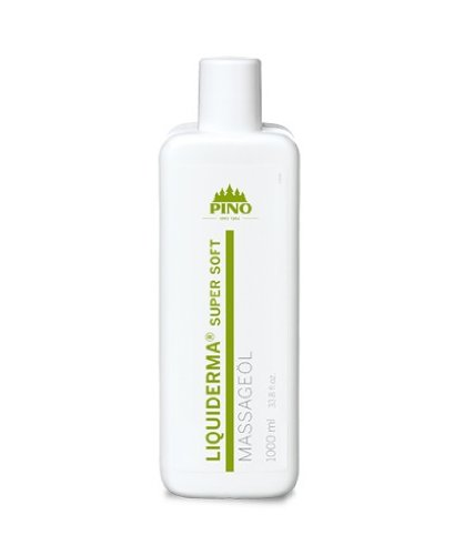 Liquiderma® Super Soft Massageöl 1.000 ml (Grundpreis 1Liter/ 22,99 euro)