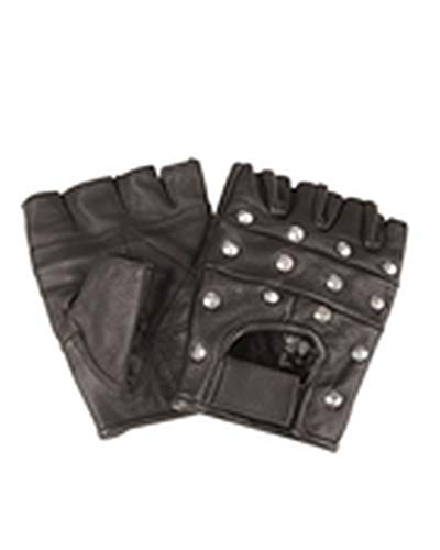 mitaines de cycliste, cloutees, Taille:M