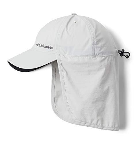 Columbia Schooner Bank Cachalot Schirmmütze, Cool Grey, O/S