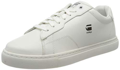 G-STAR RAW Damen Cadet Wmn Sneaker, Elfenbein (Milk A940-111), 35 EU