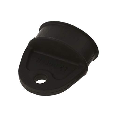 Bosch plug Kontaktschutz, schwarz, Einheitsgröße