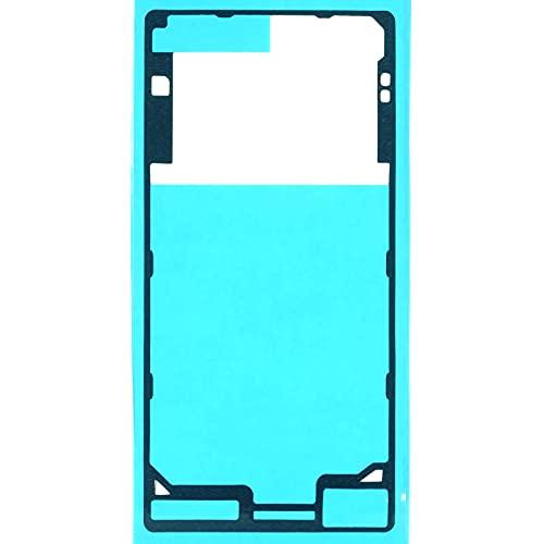 NG-Mobile Kleber Klebe Band Streifen Dichtung Folie für Sony Xperia M4 Aqua Rückseite Back Cover Akkudeckel