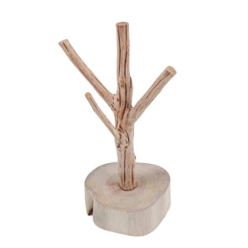 Bestonzon - Soporte para anillos, joyería, expositor de joyas, árbol de joyas