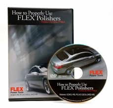 HOW TO PROPERLY USE FLEX POLISHERS -- Hosted By Mike Phillips