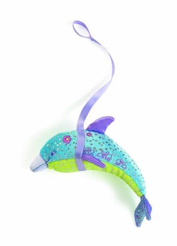 Manhattan Toy - 122110 - Accessoire pour Poupée - Groovy Girls - Delilah Dauphin