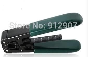 Fiber Optic Stripper//CUTTER FTTH COAXIAL Cable Striping Plier Fiber Stripping