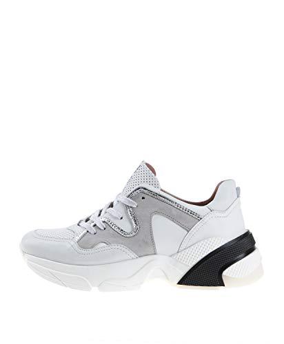 Mjus dames sneaker 766101-0501-0001 wit 613699