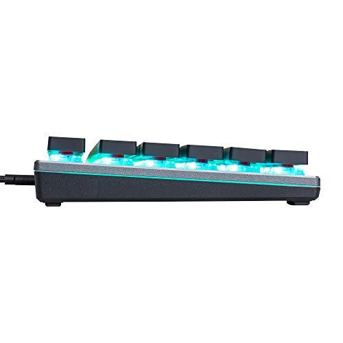 Cooler Master Gaming SK630 tastiera USB QWERTY Italiano Nero, Metallico