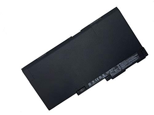 ZJS CM03XL CO06XL Laptop Akku für HP EliteBook 840 845 850 740 745 750 G1 G2 HSTNN-DB4Q HSTNN-DB4R HSTNN-IB4R HSTNN-IB4R HSTNN-DB4Q CO06 717376-00[11.4V 50Wh] (Black)