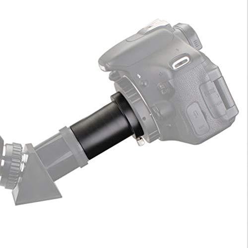 Topiky Telescopische barlow lens, metalen behuizing, duurzaam, 5-voudig optische meerlaagse verlengingslens M42x0,75 schroefdraad voor 1,25 inch / 31,7 mm astronomietelescoop