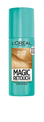 L'Oréal Paris Magic Retouch Ansatzspray, Blond, 75 ml