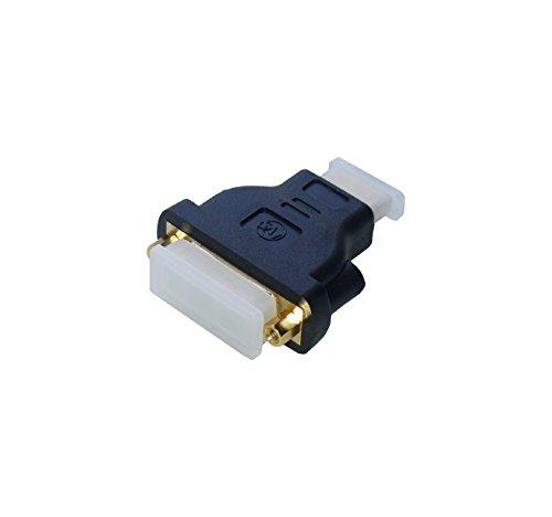『HDMI DVI 変換アダプター HDMIオス-DVI 24ピンメス変換』の3枚目の画像