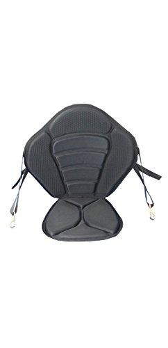 Riber | Kajak Deluxe Universal Rückenlehne | geeignet für Sit-on-Top-Kajaks–iSUP \'s–Stand up paddle Boards | Modell 4065