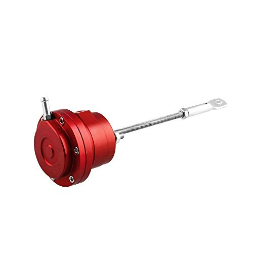 UniTurbo actuador Turbina Wastegate Interno de la válvula turbocompresor de aleación de Aluminio de la válvula solenoide de Accesorios del actuador ZHQHYQHHX