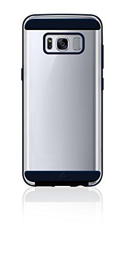 Black Rock - Air Protect Hülle Hülle für Samsung Galaxy S8 I durchsichtig, starker Schutz, Aufprallschutz (Schwarz)