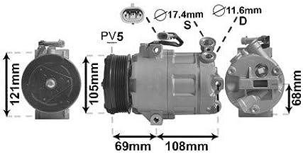 Suchergebnis Auf Für Opel Astra G Klimakompressor
