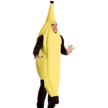 Banana Bananaman Fancy Dress Costume - Ideal Stag Night (disfraz ...