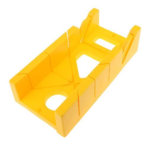 Caja de inglete para corte y zócalos de 300 x 140 mm de alta calidad