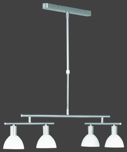 Reality By Trio Lighting Cupola Dallas 80 Cm Naturale