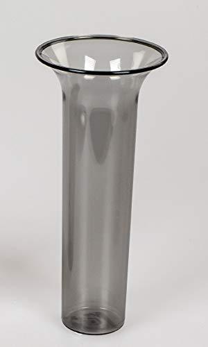 Plasti Bodenvaseneinsatz h 24-10 topas/transparent