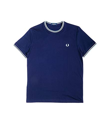Fred Perry Twin Tipped T-Shirt, Maglietta - XS