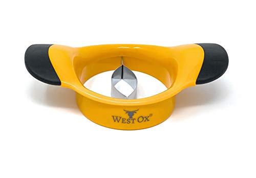 West Ox Mango Slicer, Splitter, and Corer | 2 Premium...
