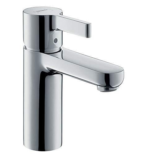 Hansgrohe 31068000 Metris S grifo de lavabo, sin vaciador automático, cromo