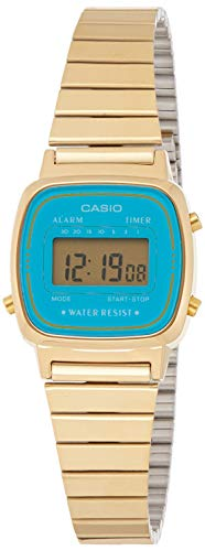 Casio Damen Digital LA670WGA 2D