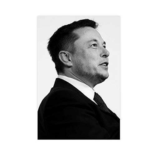 Elon Musk Elon Musk, även känd som Elon Musk, begagnad Ma Yilang, en berömd medgrundare av SpaceX, Tesla Motors och PayPal (tidigare X.com), för att sätta upp ett dotterbolag i Taiwan 5 Canvas Poster Wall Art Decor