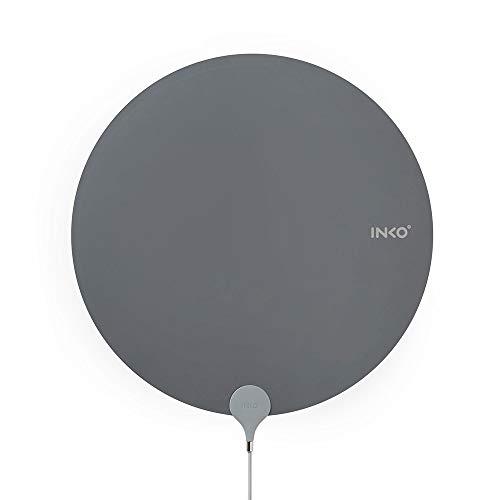 INKO(インコ) USBヒーター Heating Mat Heal 2020年モデル PD-270 電磁波 フリー パーソナル 電気 マット 薄型 温熱 銀ナノ インク(グレー)