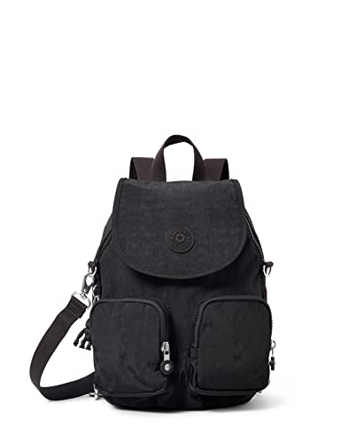 Kipling Firefly UP, Backpacks para Mujer, Color Negro, 14x22x31 cm (LxWxH)