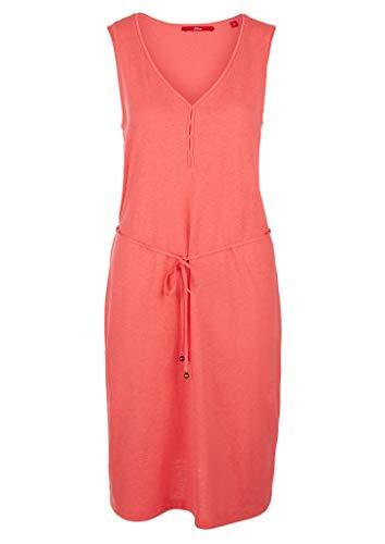 s.Oliver Damen Sommerkleid Kleid, 4510 pink, DE 32 (XXS)