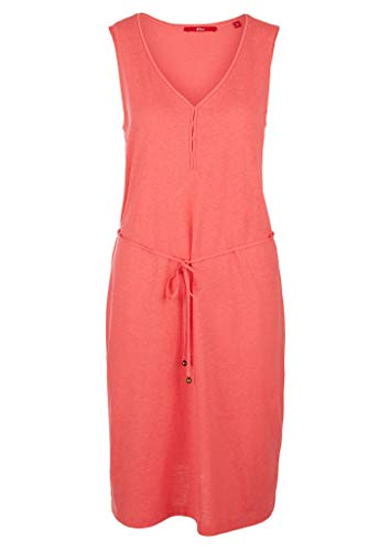 s.Oliver Damen Sommerkleid Kleid, 4510 pink, L