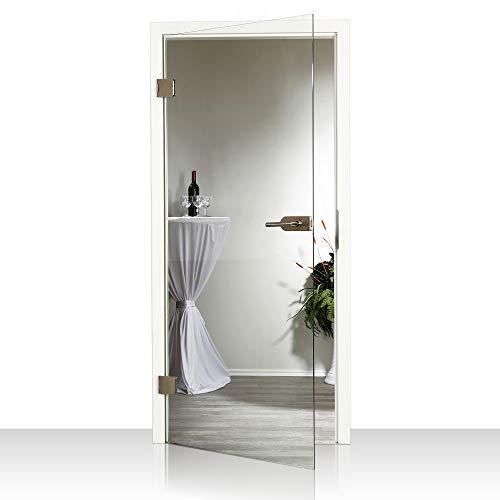 Puerta de Cristal Transparente Cristal Office/Studio 584x 1972mm din 63Ganz Puerta de Cristal DIN 12150–1