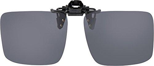 Gafas de sol polarizadas de alta calidad con clip polarizado y protección UV 100% lentes grises recortables