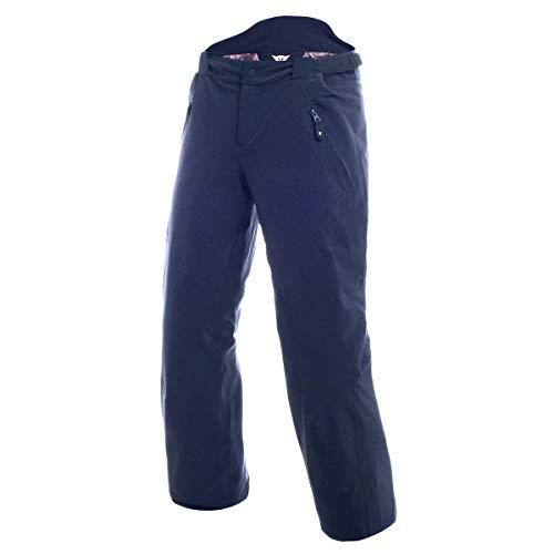 Dainese Herren HP2PM1 Ski Hose, Blau (Schwarz-Iris), XL