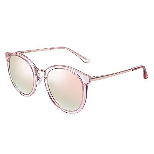 JMTLLTYYJ Polarisierte Sonnenbrillen Für Frauen, Retro-Fahrer-Sonnenbrillen Gegen UV-Strahlen, Golf-Sonnenbrillen Für Damen, Optional Auch In Mehreren Farben Erhältlich (Farbe : D)