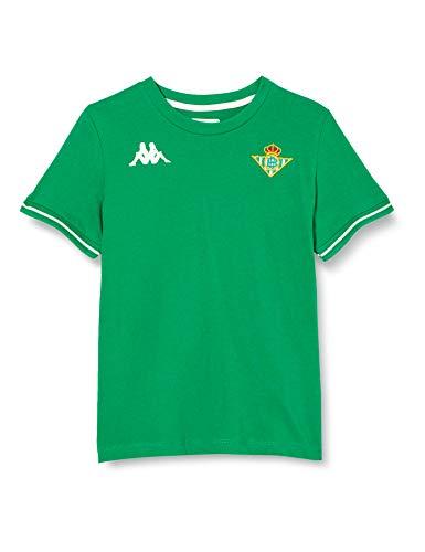 Kappa 311BPWW A02 12Y - Camiseta, 12Y, Verde