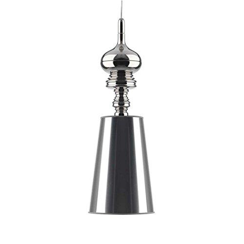 GJX Lámpara Colgante De Tela, European European Guardian Single Colgante Lights, Sala De Estar Moderna…