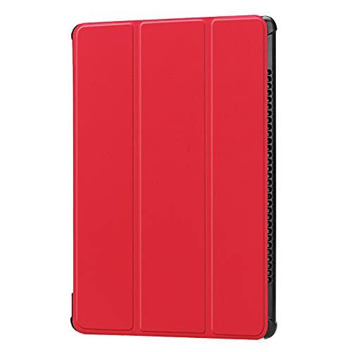 RZL Pad y Tab Fundas para Huawei MediaPad M5 10.8, Funda de Cuero de Tableta Triple Plegable, Tapa Protectora del Soporte de sueño/Despierto para Huawei MediaPad M5 Lite 10.1 M5 8.4