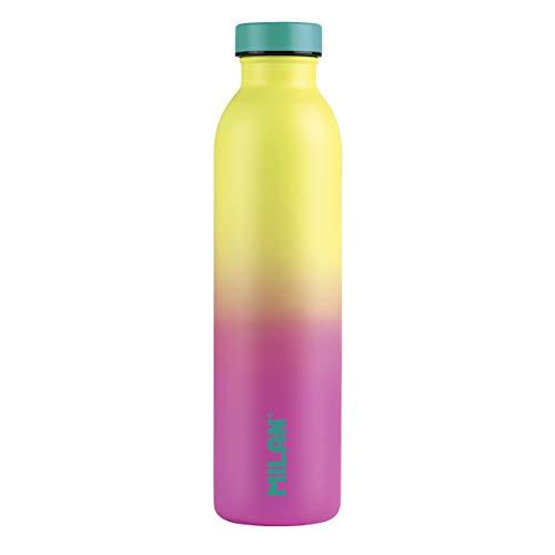 Botella isotérmica MILAN® 591 ml edición Sunset, amarillo-rosa