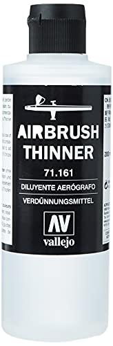 Vallejo VJ71161 Airbrush Tunnare, 200 ml