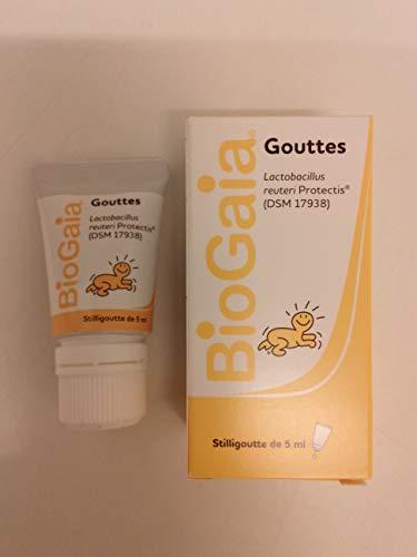 Biogaia - Solución probiótica vía oral con dosificador de gotas para niño 5ml