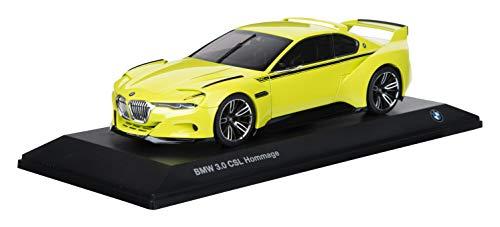 Original BMW Miniatur 3.0 CSL Hommage 1:18 BMW Sammlermodell 80432413753 2413753
