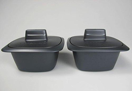 TUPPERWARE W30 Terrine Ultra Pro 500 ml noir (2)